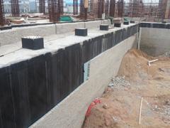 гидроизоляция фундамента в Тюмени